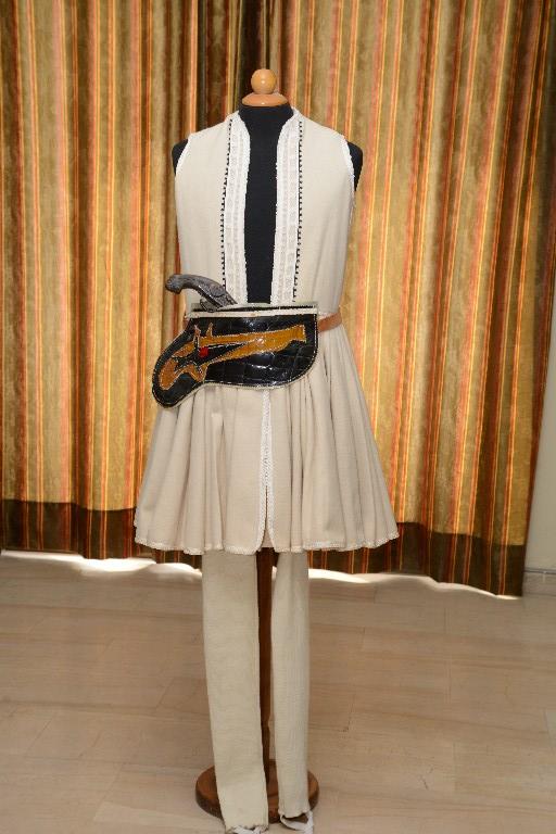 Η ανδρική φορεσιά της Αιτωλοακαρνανίας
