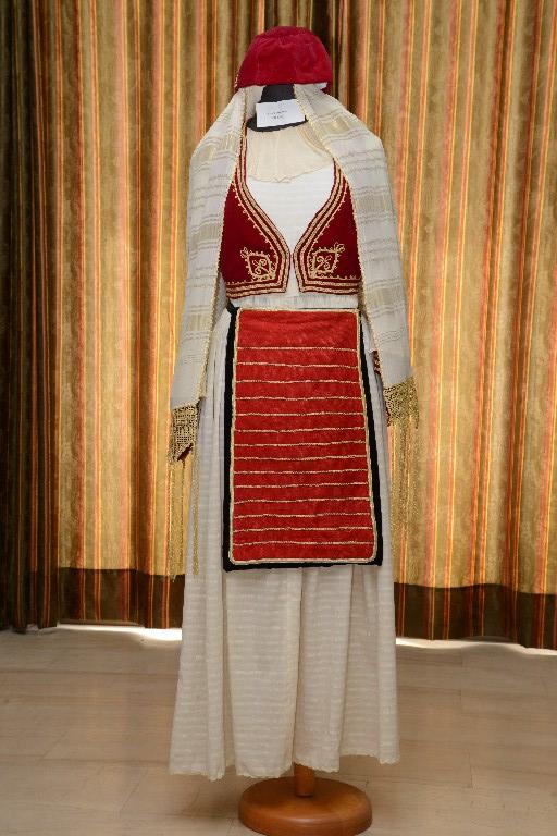 Η φορεσιά της Δρόπολης