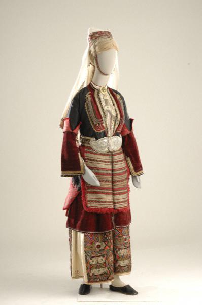 Η φορεσιά της Επισκοπής