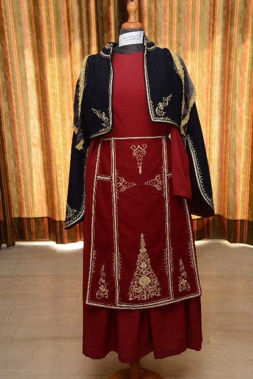 Η φορεσιά της Καλαμπάκας