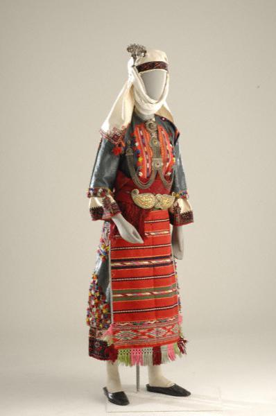 Η φορεσιά της Καπουτζήδας
