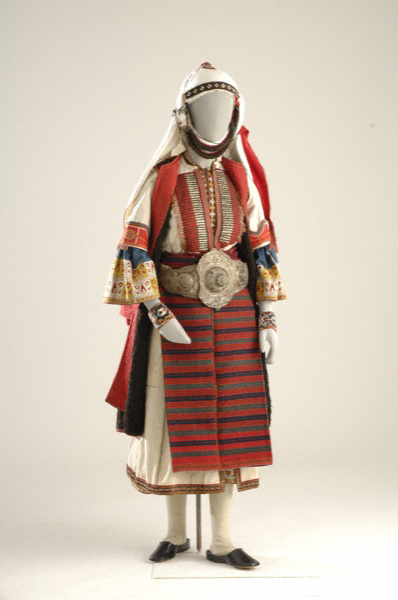Η φορεσιά του Ασβεστοχωρίου