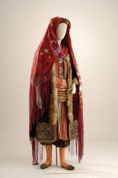 Η φορεσιά του Καστελλόριζου
