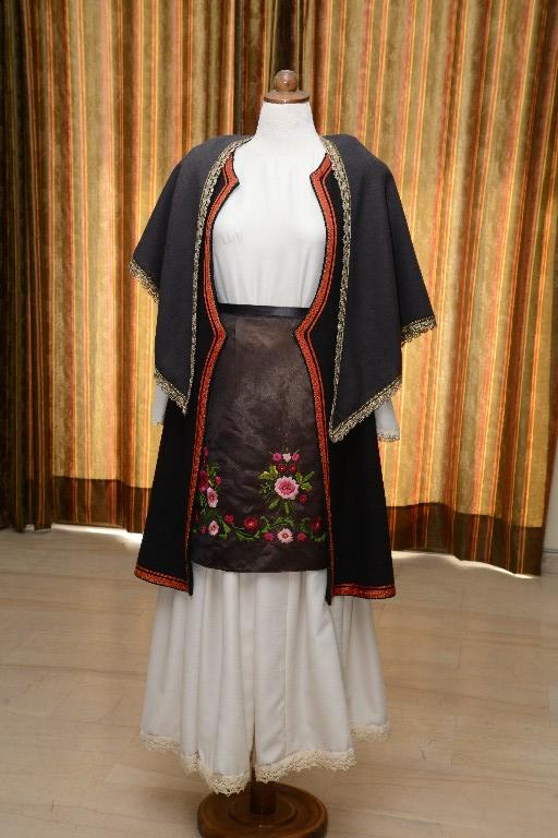 Η φορεσιά του Πωγωνίου