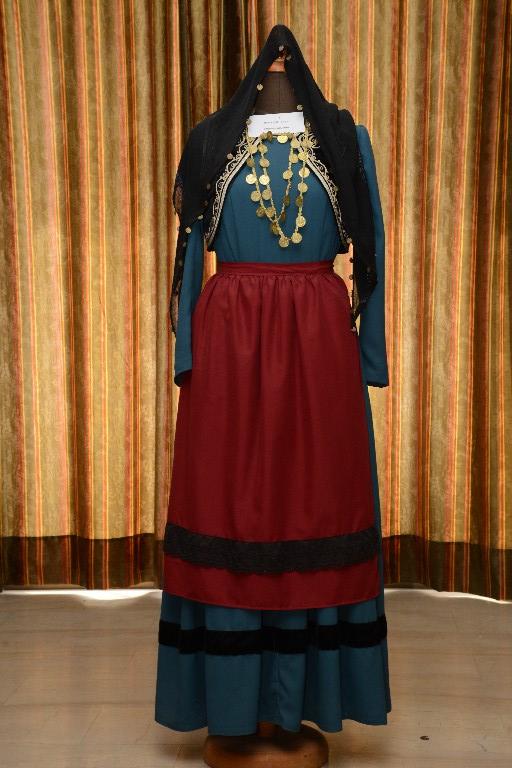 Η καθημερινή φορεσιά της Κρήτης