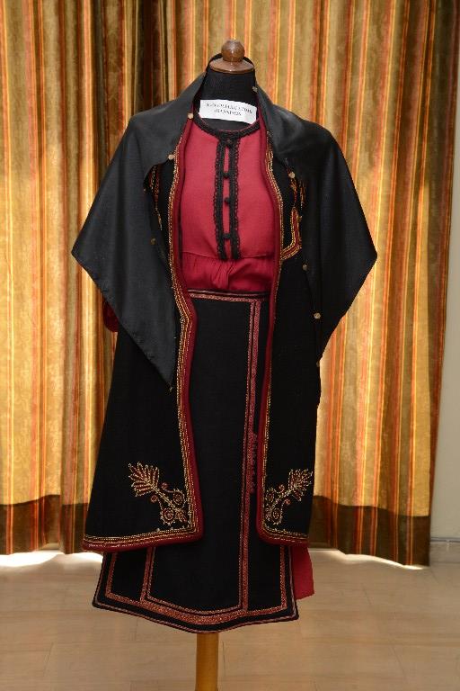 Η (παλαιότερη) φορεσιά των Ιωαννίνων