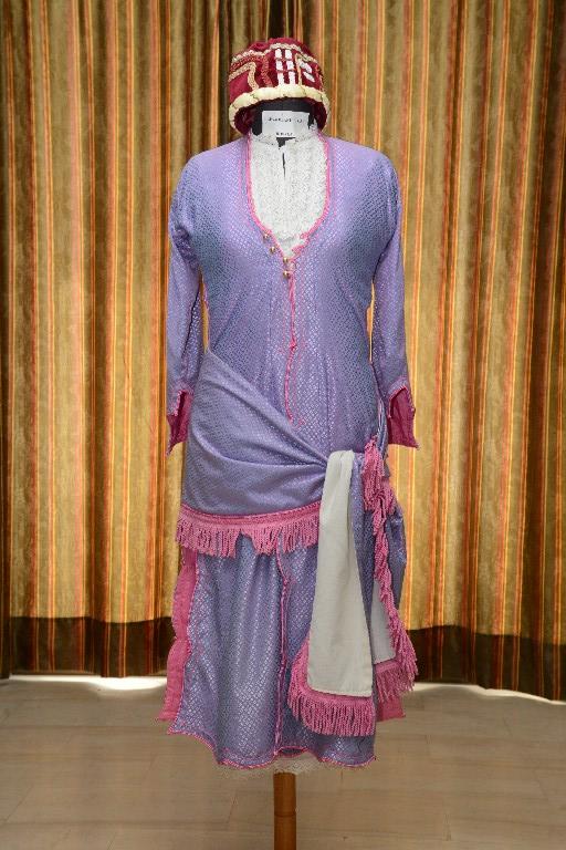Η νεότερη γυναικεία φορεσιά του Πόντου